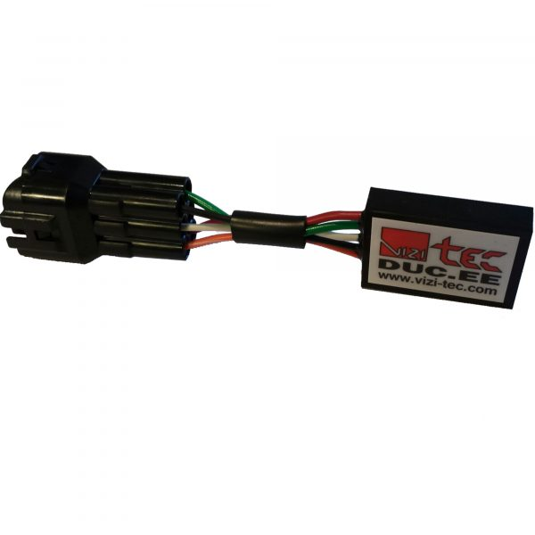 VIZI-TEC servo eliminator device
